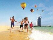 Fluege, Emirates, Dubai