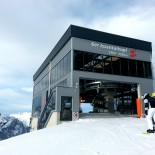 Ehrwald: Skigebiet Bergstation; Foto: S.Vodicka