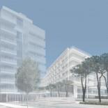 Hier war Stararchitekt Richard Meier am Werk: Falkensteiner Hotel & Spa Jesolo
