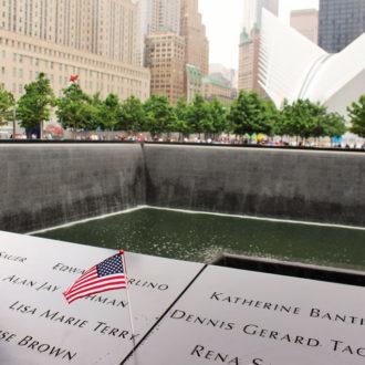Footprints 9/11 Memorial NY © Andrea Fischer Trips4Kids