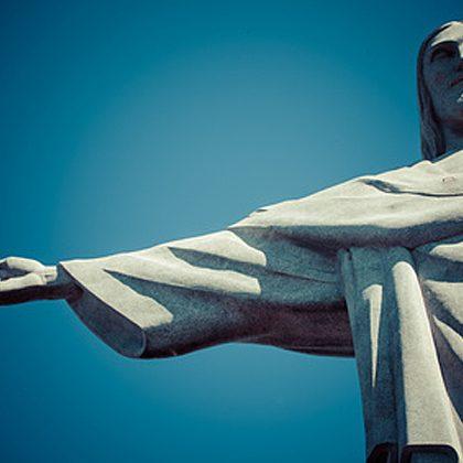 Rio de Janeiro corcovado Cristo Redentor Bild: Fotolia 53348190