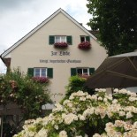 Chiemsee Fraueninsel: Gasthof zur Linde; Bild: Sandra Mueller-Hofner
