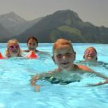 Freischwimmen der Extraklasse: Kinderhotel Oberjoch
