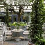 The Hoxton, Garten