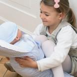 Cosyme Babyschlafsack - mit Geschwisterchen