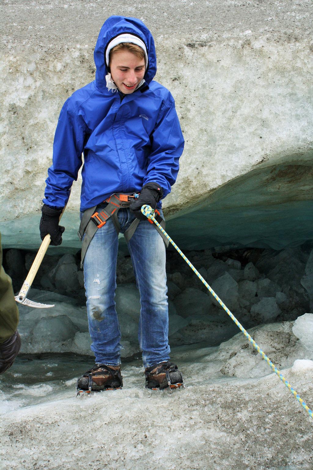 Gletschertrecking_Abseilen_©AndreaFischer_Trips4Kids