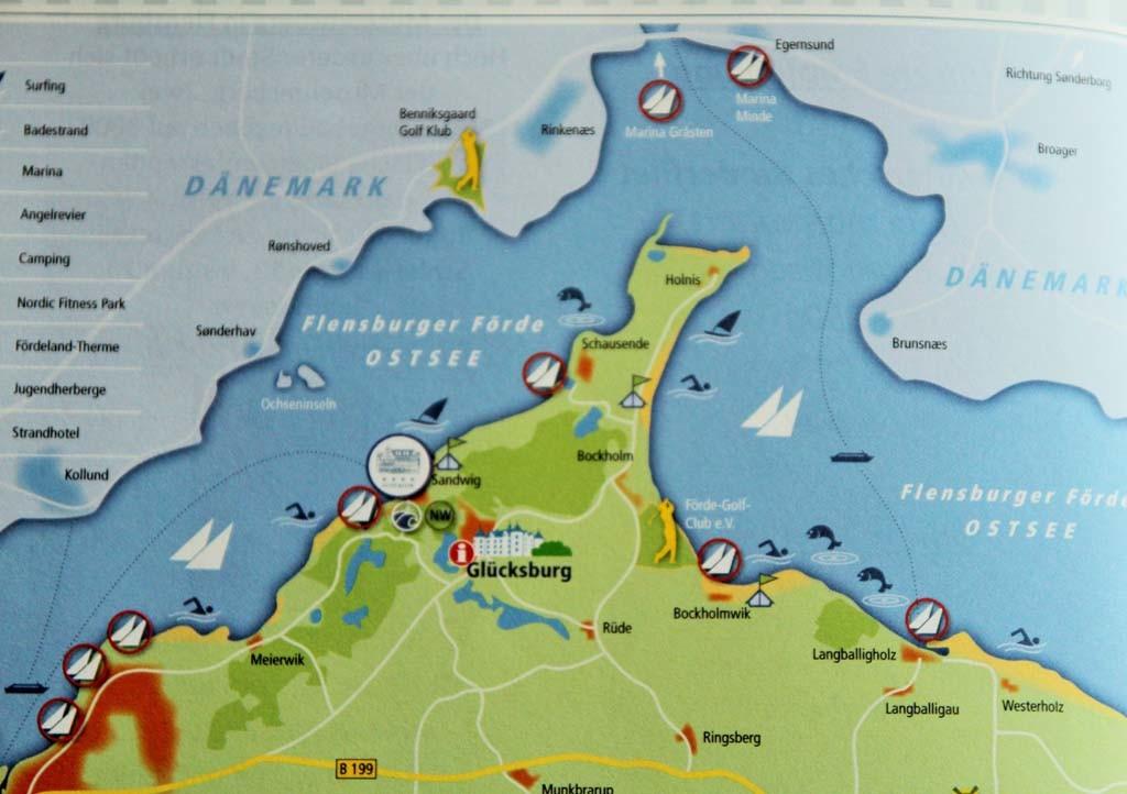Wo Liegt Schwanitz Ostsee Karte.Glücksburg Ostsee Karte Hanzeontwerpfabriek