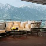 Penthouse Suite Terrasse