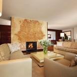 Penthouse Suite Wohnzimmer