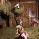 Kinderbauernhof Stanglwirt - Heuboden