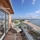 Hotel Strand - Zimmer mit Meerblick