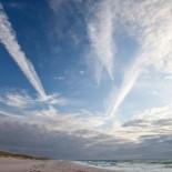 Hotel Strand Sylt - Himmel und Strand