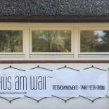 Hues am Wall: Außenansicht; Bild: Hues am Wall