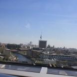 Blick aus der Kuppel, Reichstag Berlin