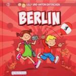 Buchcover Lilli und Anton-Berlin