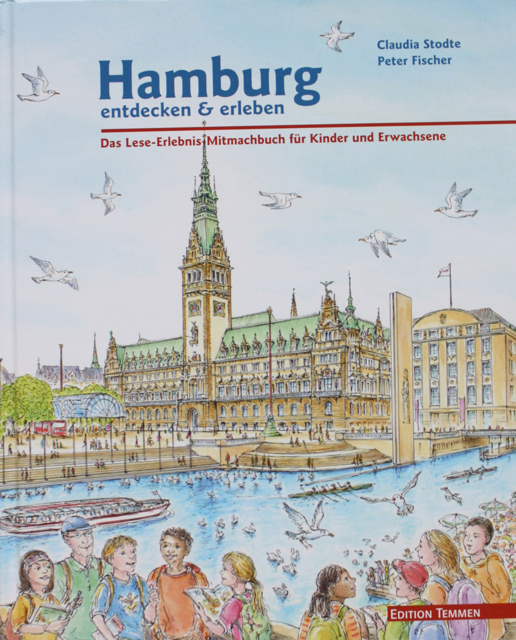 Hamburg Kennenlernen Für Kinder — Kinderführungen
