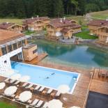 Badesee und Pool