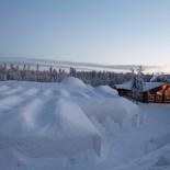 Außenansicht Arctic Snow Hotel Adrienne Friedlaender