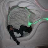 Nische Eishotel