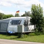 Wohnwagen Camping Christophorus