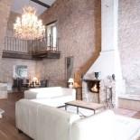 Innenräume Duplexappartment Chateau Villarlong