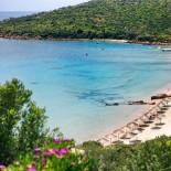 Hotel Barbaros Bay - privater Hotelstrand