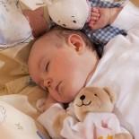 Kaiserhof Berwang - schlafendes Baby