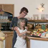 Kaiserhof Berwang - Kinder Buffet im Restaurant