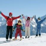 Kaiserhof Berwang - Familien Skifahren