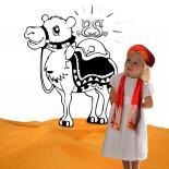 Selman Marrakesch - Kind mit Kamel