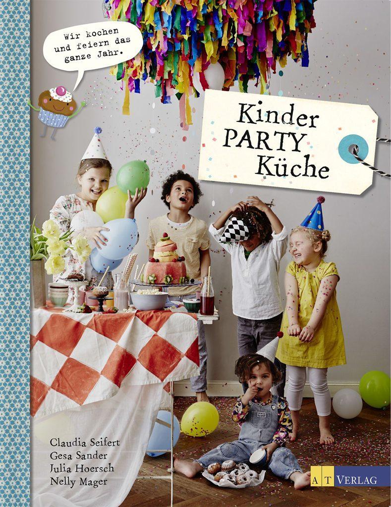Kinder Party Küche, Kochbuch AT-Verlag › Trips4Kids