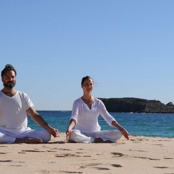 Kundalini Yoga mit Andrea Schipper und Andre Danke
