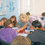Lernen in kleinen Gruppen!