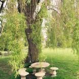 La feuillaie: Garten; Bild: D.Barbier