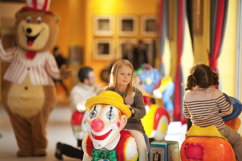 Magic Circus Hotel At Disneyland Paris Website