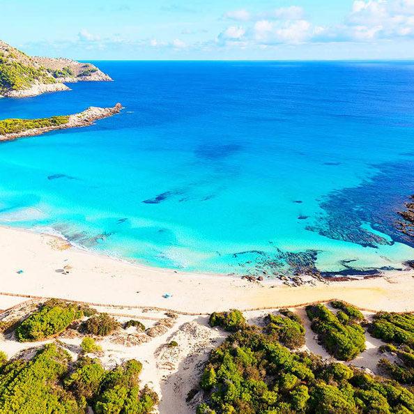 Mallorca Strand - Cala Agulla