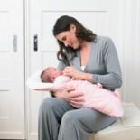 Cosyme Babyschlafsack - Mutter mit Kind