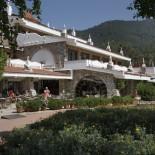 Marti Resort Marmaris - Terrasse mit Aussicht