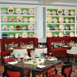 TUI Cruises - Mein Schiff 4: Restaurant Atlantik Mediterran Deck 4, Trips4Kids.de, Foto: Andrea Fischer