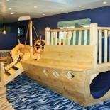 TUI Cruises - Mein Schiff 4: Spielschiff im Kinderclub, Trips4Kids.de; Foto: Andrea Fischer