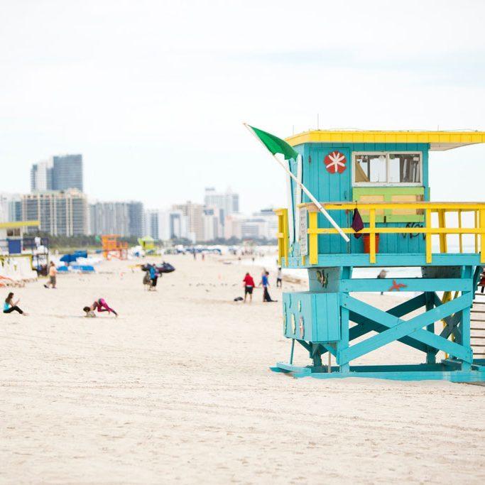 Miami Beach Florida Bild: Greater Miami Convention and Visitors Bureau www.gmcvb.com