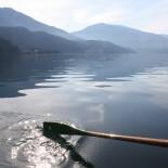 Verzaubert: Morgenstimmung auf dem Millstaettersee ©AndreaFischer