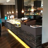 Motel One Edinburgh - Lobby mit Barbereich