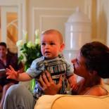 Cavallino Bianco, Mutter mit Kind