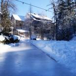 Lungau: Hotel Neuwirt Mauterndorf, Curling Garden; Bild: PR Neuwirt