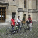 Paris mit dem Fahrrad - Marais geführte Radtour
