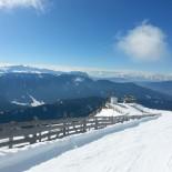 Skigebiet Plose mit Gondel; Bild: Sonja Vodicka