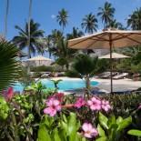 Poolblick Zanzibar Ocean Lodge