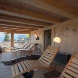 Almdorf Seinerzeit Sauna Foto: Almdorf Seinerzeit