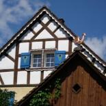 Fachwerkhaus am Walensee